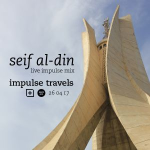SEIF AL-DIN live impulse mix. 26 april 2017 | whcr 90.3fm | traklife.com