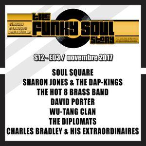 the Funky Soul story S12/E03 (novembre 2017)