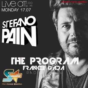 THE PROGRAM - FRANKIE GADA TALKSHOW - Interview with DJ Producer STEFANO PAIN From Protocol Rec