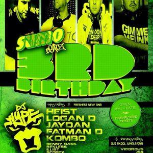 SUMO BEATZ 3RD BDAY 19/07/14 DJ B-STYLE OLD SKOOL