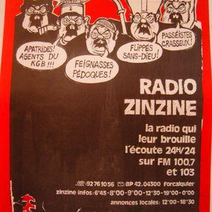 Les Autres Voix de la Presse ! L'ire des Chênaîes, la voix écrite de Radio Zinzine
