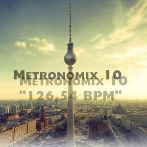 "METRONOMIX 10 ""126.54 BPM"""