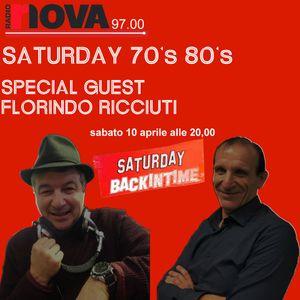 Saturday BACK IN TIME, special guest Florindo Ricciuti - puntata del 10 aprile 2021