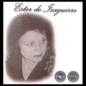 Ester de Izaguirre  y Bernardo Ezequiel Koremblit