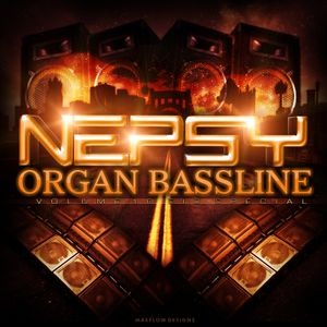 Nepsy Organ Bassline Vol10-CD2