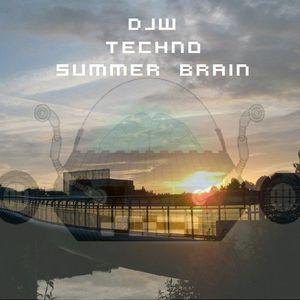 DJW - Techno Summer Brain 08