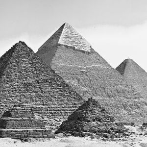 Once upon a time in Egypt