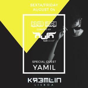 YAMIL . Klub Inch Promo Mix (August 2017 edition)