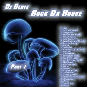 Dj Deniz - Rock Da House Vol. 1 [2002]