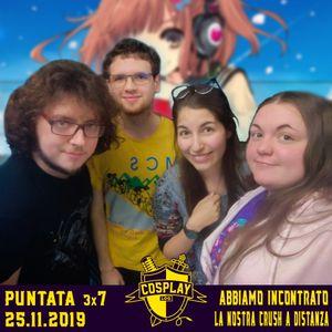 COSPLAYLOG 3.7: Abbiamo incontrato la nostra crush a distanza feat. Valentina Jirachu - 25.11.19