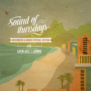 SOT #18 (Latin Jazz | Lounge ) - Special edition by Rosenberg & Bobius