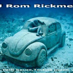 Deep,Tech house, Techno msic vol.9_DJ Rom Rickmen