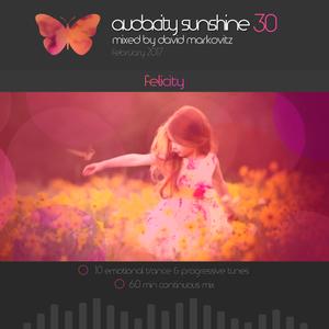 Audacity Sunshine 30 - 'Felicity' (mixed by David Markovitz