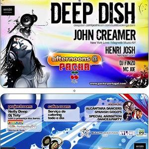 Deep Dish – Live @ Afternoons Party, Pacha Club, Ofir, Portugal 13-03-2005