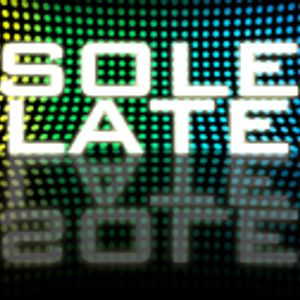 Sole Plates - Fri 8th April - First Hour