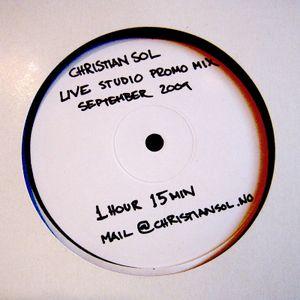Christian Sol - September '09 - Promo Mix