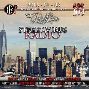 Street Virus Radio 109