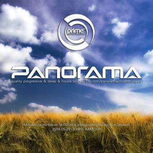 Panorama @ Prime FM 008 | Mixed By Chris Armour | 20140529