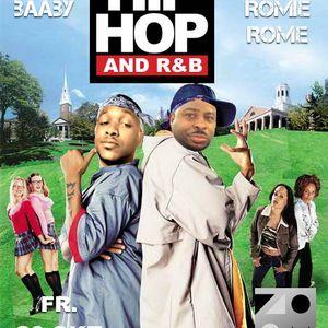 DJ Romie Rome & Angel Baaby - 25 Years of Hip Hop & R&B, 20 Oct 2017