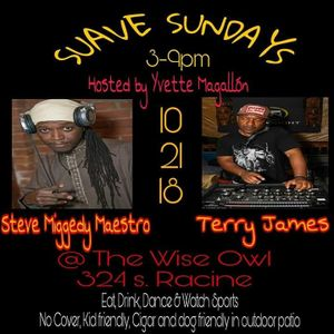 A Night @ the Wise Owl: Sultry Sundays - 21 Oct 2018