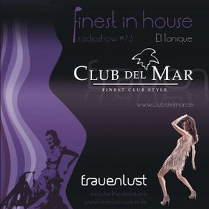 Club del Mar - radioshow#73 - finest in house