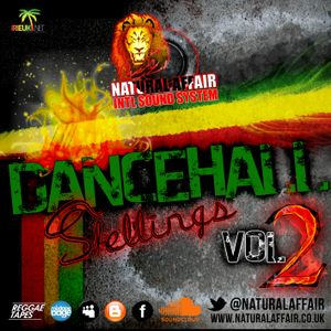 NATURAL AFFAIR SOUND - DANCEHALL SHELLINGZ VOL 2