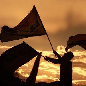 Show #25, Part One: Arab Revolutions