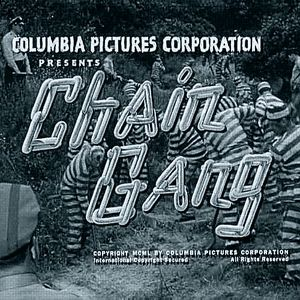Juke Joint Presents One Stop Popcorn Shop:  Chain Gang