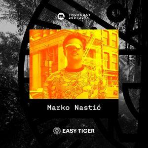 Marko Nastic - Live at Mladost (Belgrade, Serbia) - 20-Apr-2017