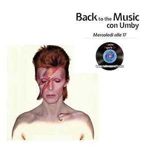 Radio Agorà 21 - Back to the Music 20170111