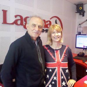 Lazar Ristovski u Dejaninoj RADIOnici