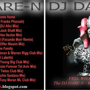 Feel What You Want the DJ Dare-N Kristine W Tribute Part 2