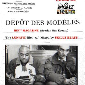 "iHH Magazine & Skillz Beats presents ""The Best Of Lunatic"" CD2"