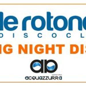 LONG NIGHT DISCO - Giovedì 6 Settembre 2012 - Pavarotty Beach (Le Rtonde discoclub) Garlasco (PV)