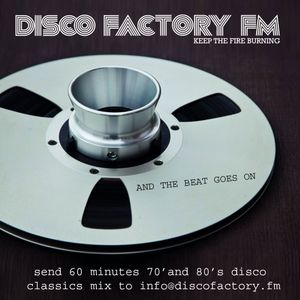 Sandmann On The Loose (For 'And The Beat Goes On' on Disco Factory FM