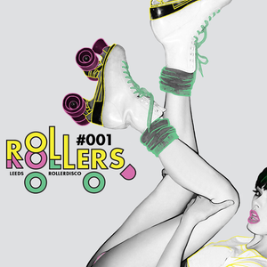 Rayko - 20 min. Exclusive Minimix for Rollers #001 Party (Leeds)