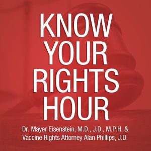 Know Your Rights Hour - September 11, 2013