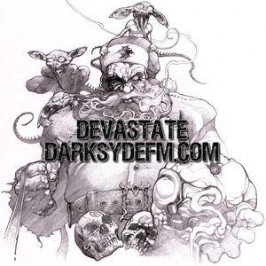 DEVASTATE Live DRUM&BASS Darksyde Radio 20th December 2016