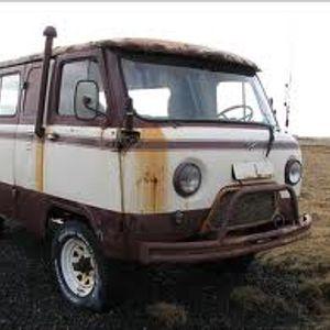 The man with the Kamper van