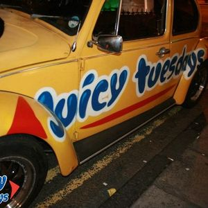 Juicy Tuesdays, Underground Nightclub, Dundee 23/10/2012