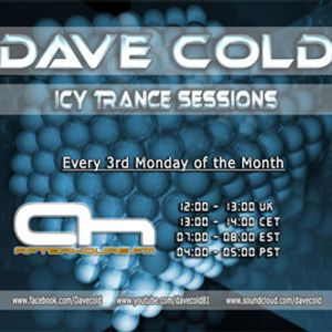 Dave Cold – Icy Trance Sessions 010 @ AH.FM