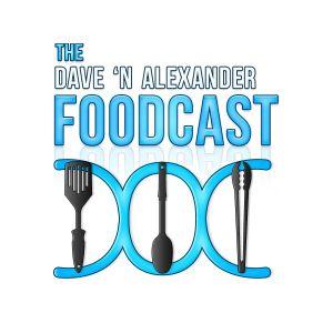 DnA Foodcast Episode 10: Stuffed Mushrooms
