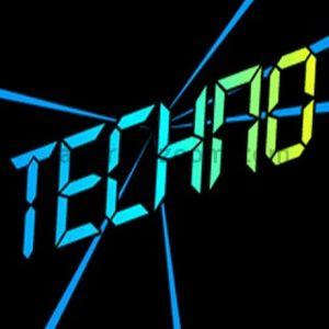 Techno promo set - Electric monkey - 10/11/2011