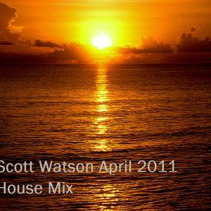 Scott Watson April 2011 House mix