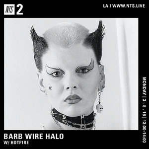 Barb Wire Halo w/ H0tf1re - 5th March 2018 by NTS Radio