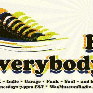 Hi! Everybody (January 8th on WaxMuseumRadio.net)