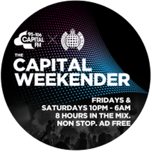 The Capital Weekender With Ministry of Sound - 21st October 2017
