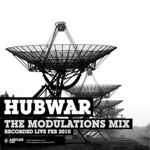 Hubwar - The Modulations Mix