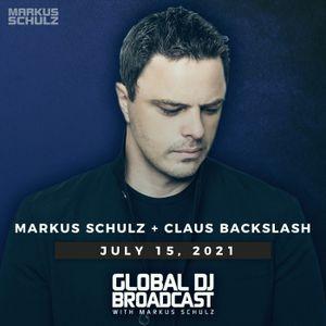 Global DJ Broadcast - Jul 15 2021