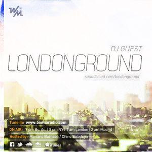 We Must Radio Show #32 - Dj Guest - LondonGround - interview